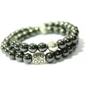 bracelet bouddhiste double
