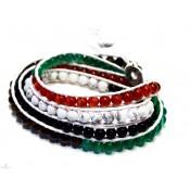 bracelet wrap 4 rang