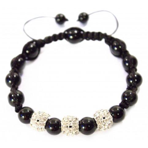 Onyx bracelet SQ
