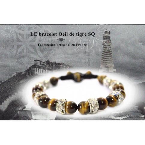 Eyes tiger bracelet SQ