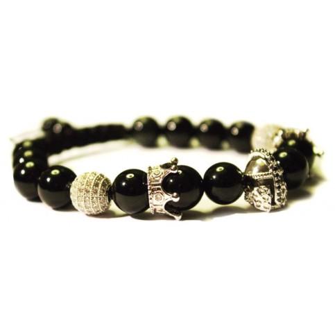 Silver bracelet SQ