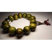 bracelet tibetain bois