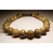 bracelet shamballa perles chrysanteme