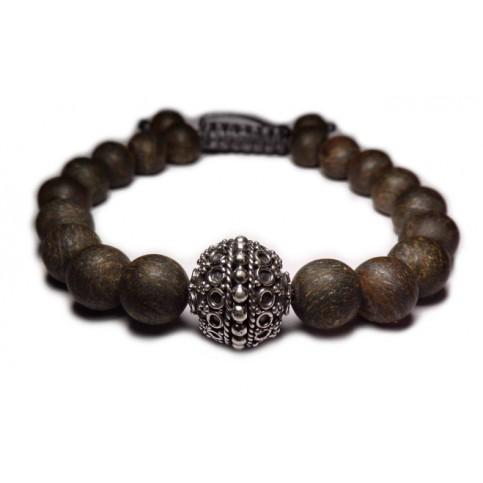 Le bracelet Bronzite
