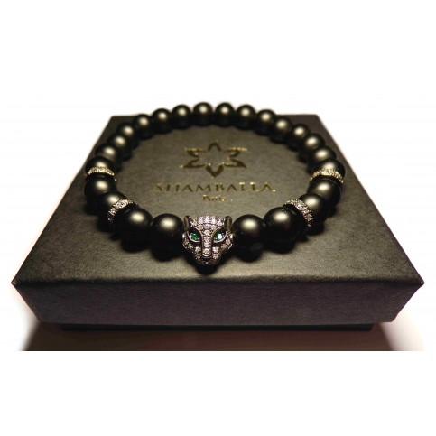 Le bracelet panthère noir