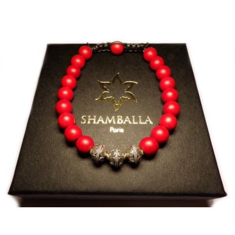 Le shamballa rouge