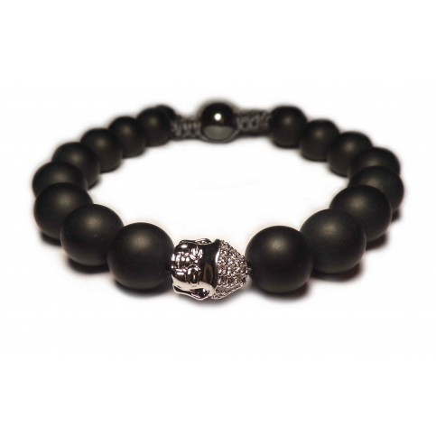Le bracelet shamballa Bouddha