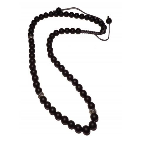 Le collier shamballa Rock