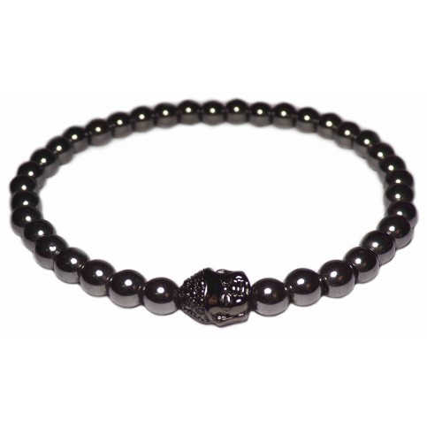 Le bracelet Hématite