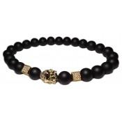 bracelet Bouddha or