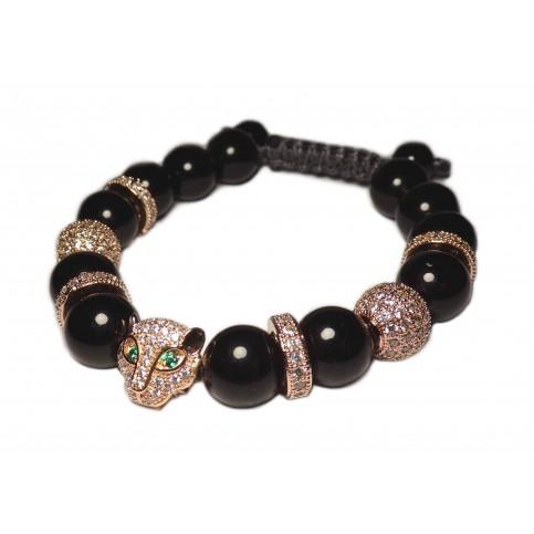 Le bracelet or rose