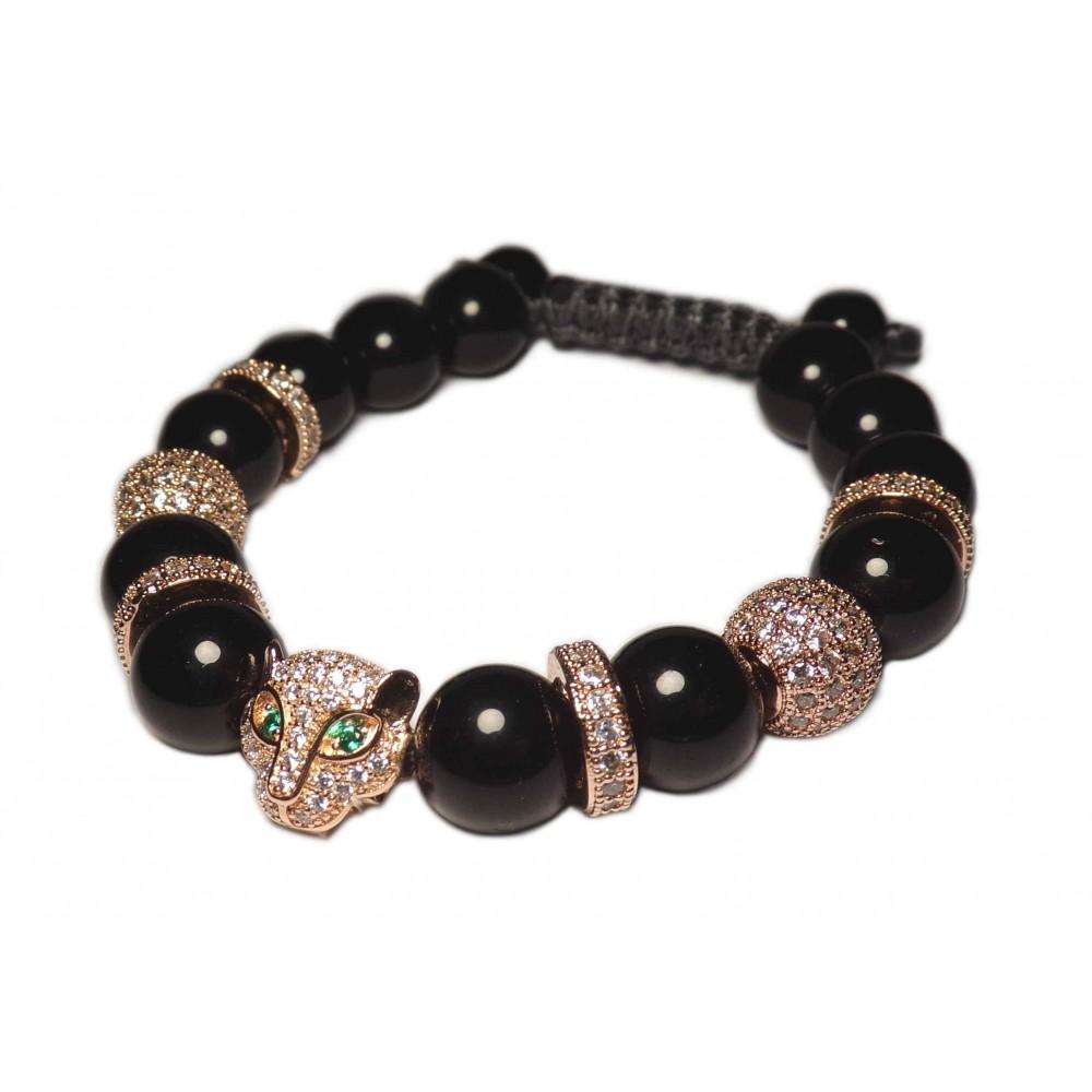 achetez le vrai le bracelet or rose prix de vente 179 00. Black Bedroom Furniture Sets. Home Design Ideas
