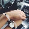 2 bracelets distances Tibétain zen