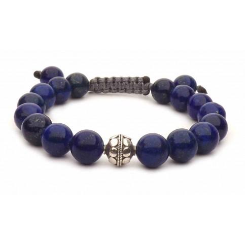 Le bracelet Lapis Lazuli