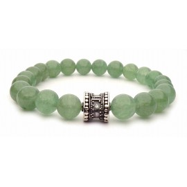 Le bracelet perles Aventurine