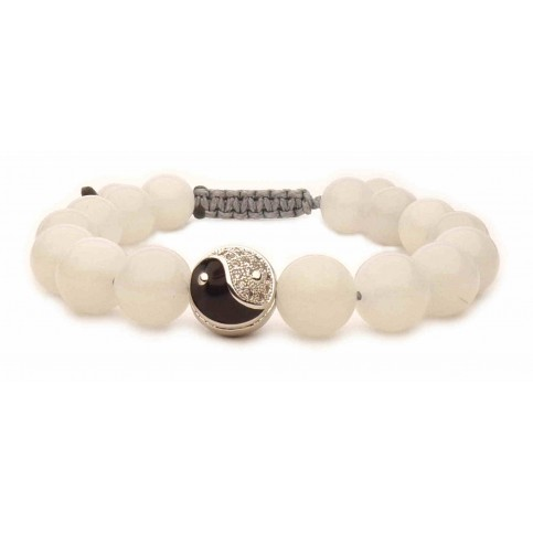 Le bracelet Yin Yang