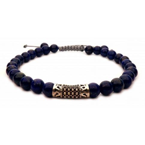 Le bacelet shamballa Lapis Lazuli