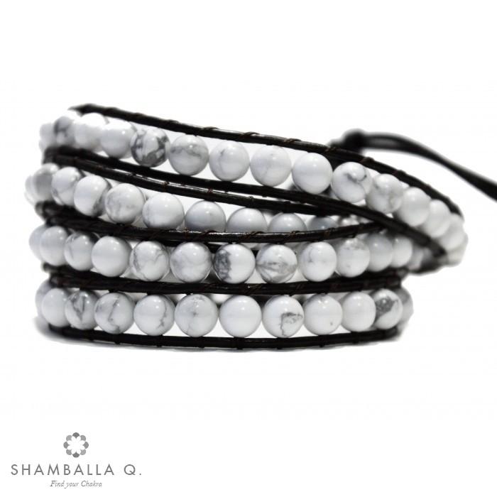 bracelet wrap a enrouler bijoux 4 rang
