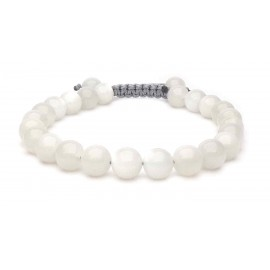 Le bracelet perles pierre de Lune
