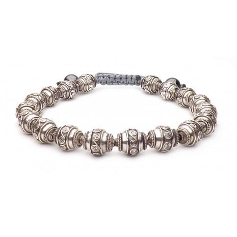 Le bracelet argent