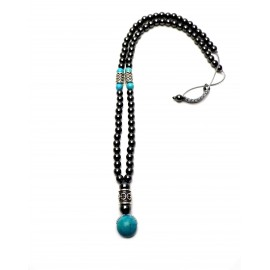 Collier viking Turquoise