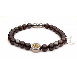 Le bracelet perles Oeil porte bonheur