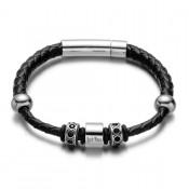 Le bracelet cuir pour homme