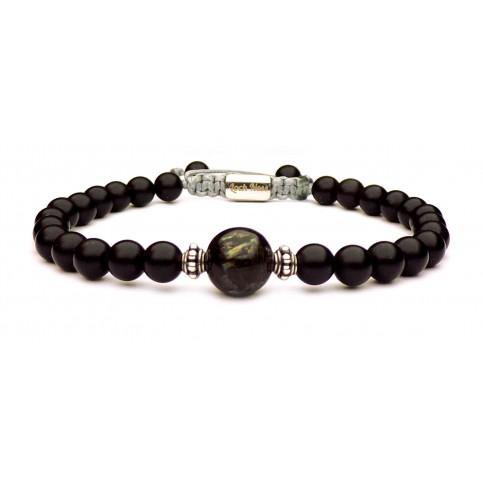 Bracelet perle pierre Numite vrai
