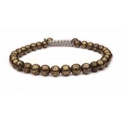 Le bracelet Pyrite