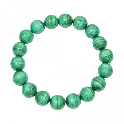bijoux malachite