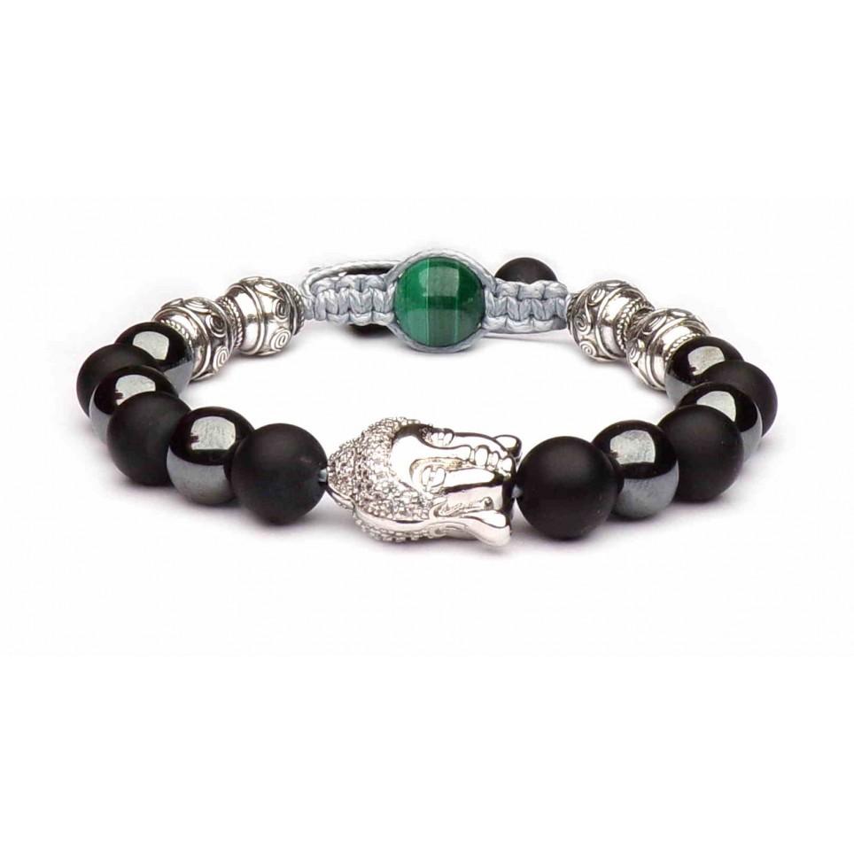 bracelet shamballa Bouddha