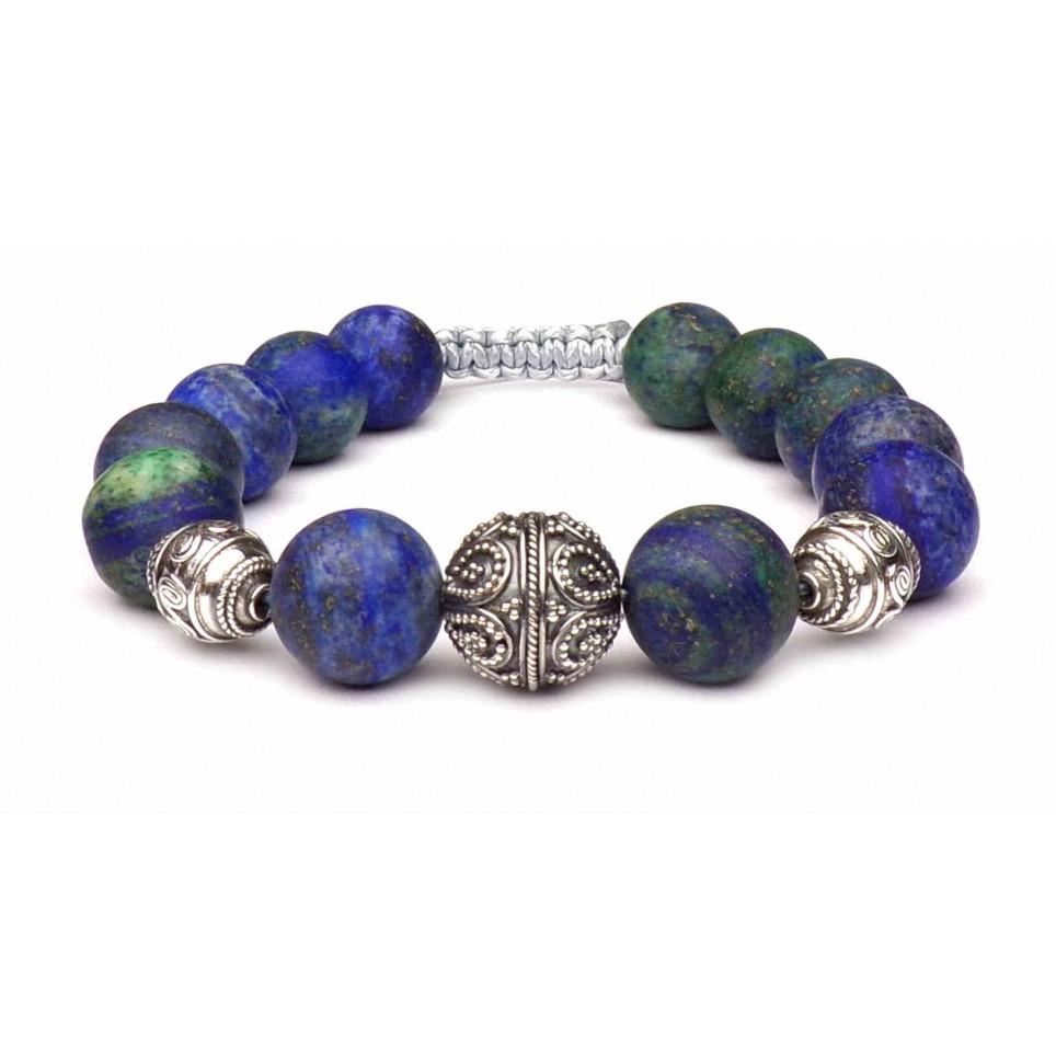 bracelet pierre chrysocolle