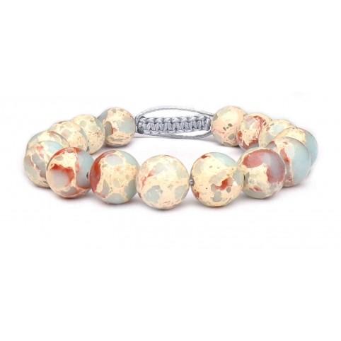bracelet jaspe impérial