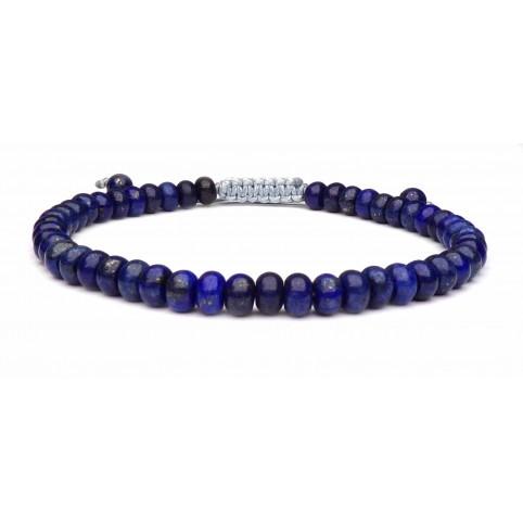bijou porte bonheur en Lapis lazuli