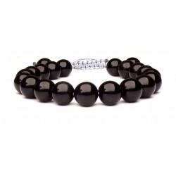 Le bracelet Obsidienne