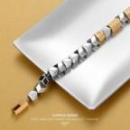 bracelet homme en hematite