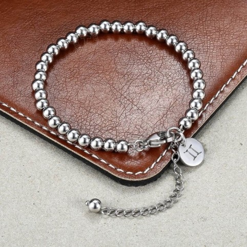 bracelet perle signe du zodiac horoscope