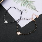 bracelet femme breloques porte-bonheur
