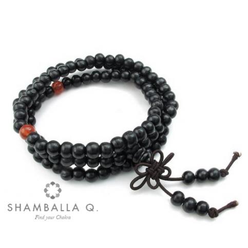 bracelet 108 perles prière
