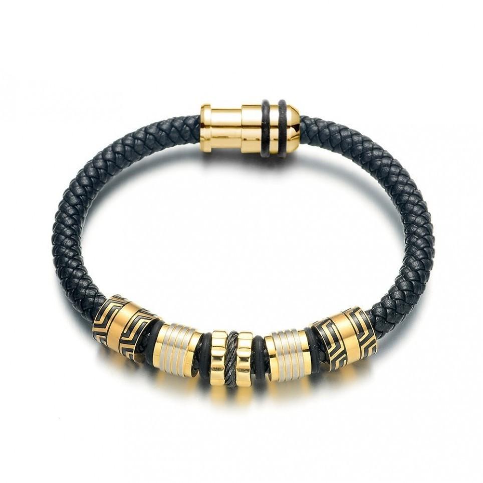bracelet corde tube or