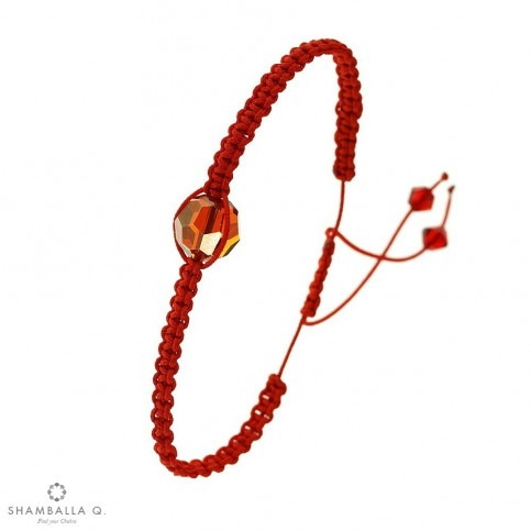 bracelet shamballa - SWAROVSKI® ELEMENTS