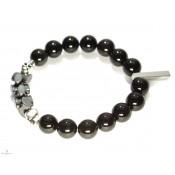 Bracelet mala tibetain luxe