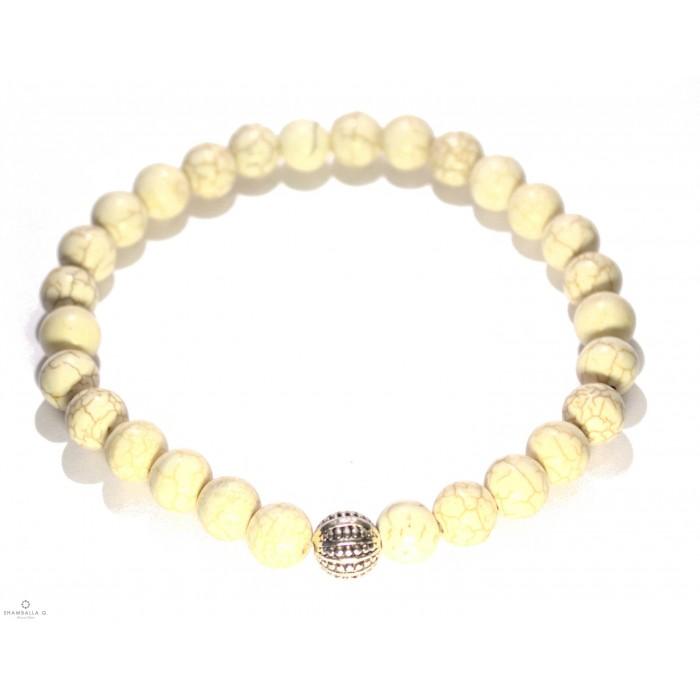 Bracelet mala zen bracelet bouddhiste - Bracelet tibétain