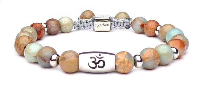 bracelet symbole Om