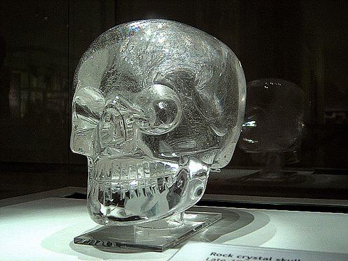 crane de cristal