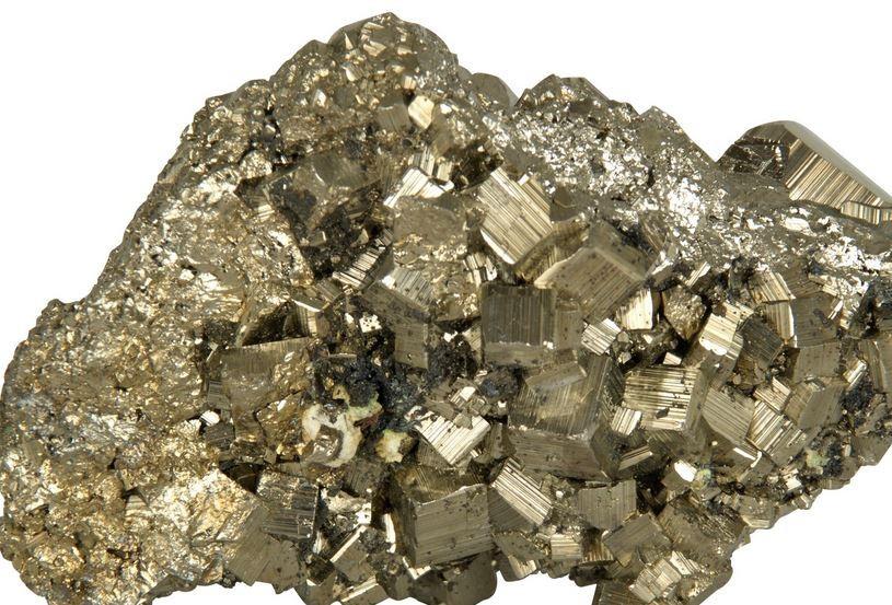 Pyrite Chalcopyrite : Propriétés et applications